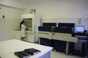 Лаборатория по анализу качества молока