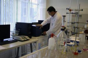 Лаборатория по анализу качества кормов